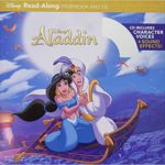 Aladdin Read-Along Storybook (+ CD)