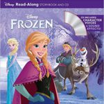 Disney Frozen. Read-Along (+ CD)