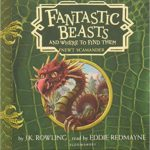 Fantastic Beasts and Where to Find Them (Inglés) CD de audio – Audiolibro, Versión íntegra