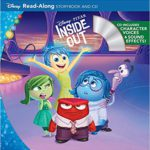 Inside Out Read-Along Storybook ( + CD)