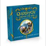 Quidditch Through the Ages (Inglés) CD de audio – Audiolibro, CD, Versión íntegra