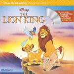 The Lion King Read-Along Storybook [With CD (Audio)]